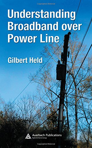 Understanding Broadband over Power Line (0849398460) by Held, Gilbert