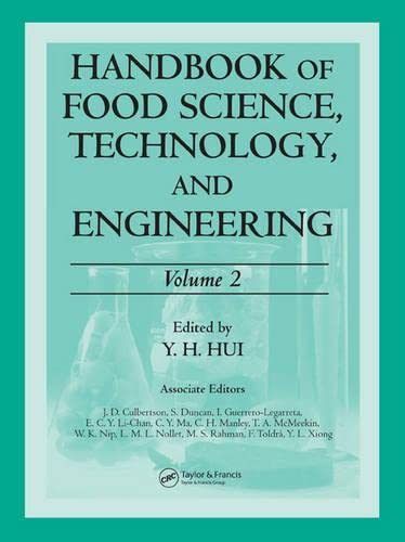 9780849398483: Handbook of Food Science, Technology, And Engineering (Food Science and Technology)