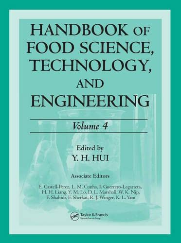 9780849398490: Handbook of Food Science, Technology, And Engineering (Food Science and Technology)