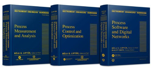 9780849399701: Instrument Engineers Handbook, Fourth Edition, Three Volume Set