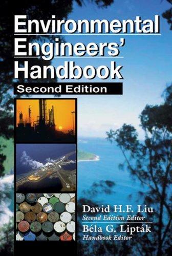 9780849399718: Environmental Engineers' Handbook, Second Edition
