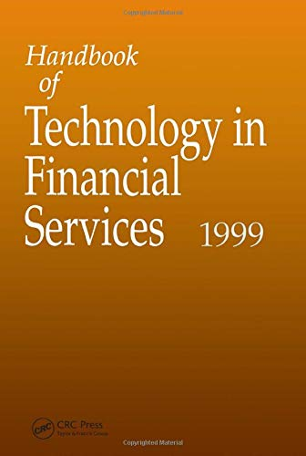 Handbook of Technology in Financial Services: Keyes, Jessica