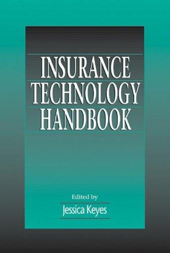 9780849399930: Insurance Technology Handbook: The New Partnership
