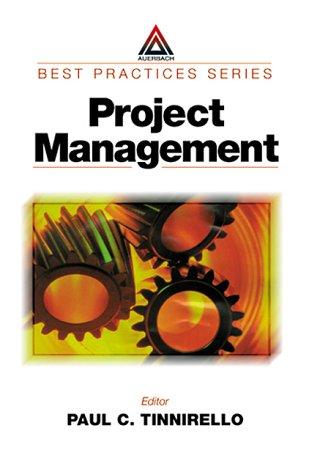 9780849399985: Project Management