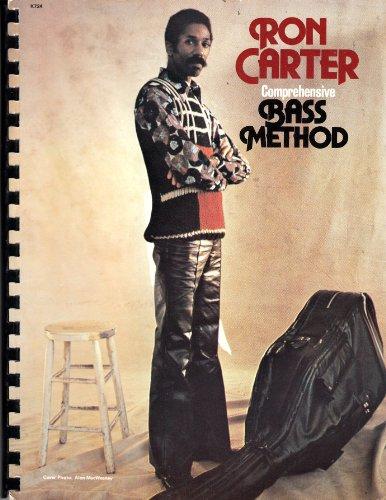 9780849400889: Ron Carter Comprehensive Bass Method