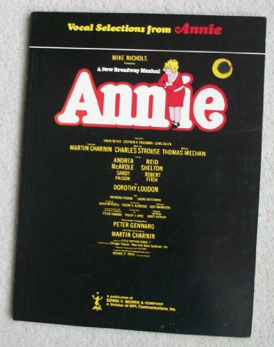 Vocal Selections From Annie: Annie