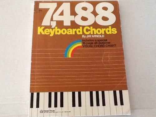 7,488 Keyboard Chords: Jay Arnold