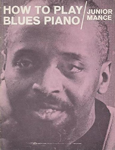 9780849410918: How to Play Blues Piano