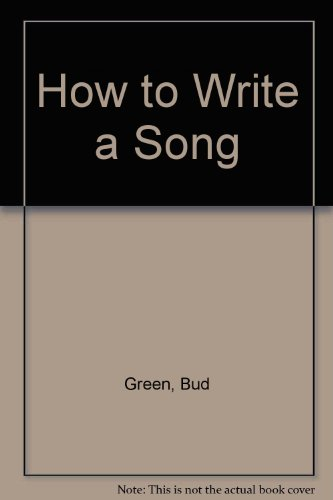 How to Write a Song: Bud Green, Jim