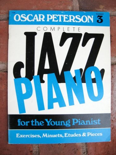 Complete Jazz Piano 3 for the Young: n/a