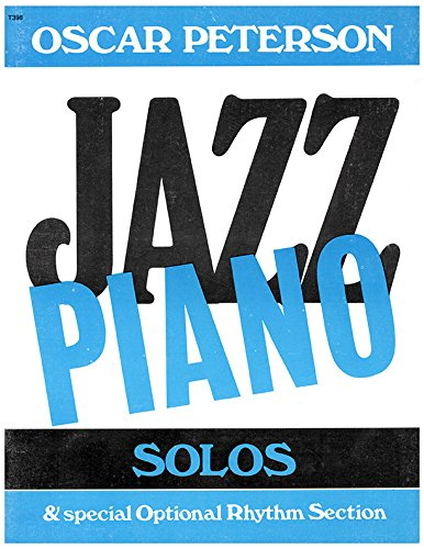 OSCAR PETERSON JAZZ PIANO SOLOS PDF