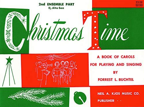 9780849702327: Christmas Time, 2nd Ensemble Part B flat Clarinet-Cornet