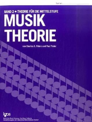 9780849704789: Musiktheorie. Bd.2