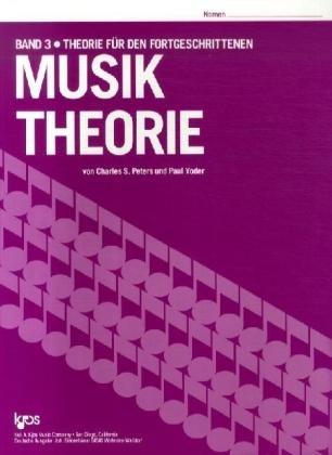 9780849704796: Musiktheorie. Bd.3