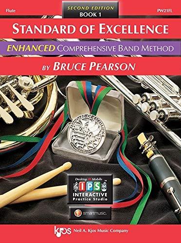 9780849707506: Standard of Excellence: Enhanced Comprehensive Band Method Book 1 (Flute)