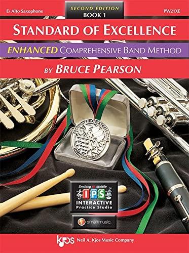 9780849707568: Standard of Excellence: Enhanced Comprehensive Band Method Book 1 (E-Flat Alto Saxophone)