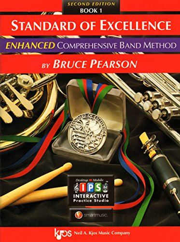9780849707612: Standard of Excellence: Enhanced Comprehensive Band Method Book 1 (Trombone: Bass Clef)