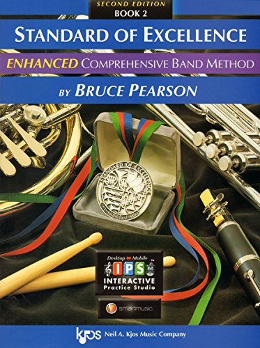 9780849707797: PW22TB - Standard of Excellence Enhanced - Book 2 - Trombone
