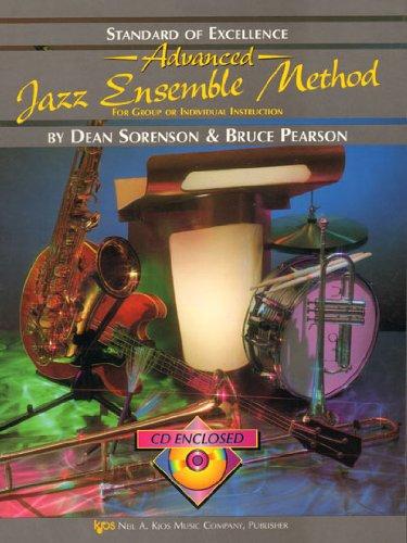 9780849725531: W35XB2 - Standard of Excellence Advanced Jazz Ensemble Method: 2nd Tenor Saxophone