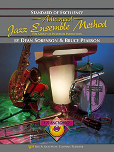 9780849725739: W35FCD - Advanced Jazz Ensemble Method - Full Charts & Rhythm Studies Compact Disc