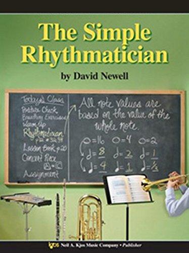 9780849726040: W38XE - The Simple Rhythmatician - Alto Saxophone/Baritone Saxophone
