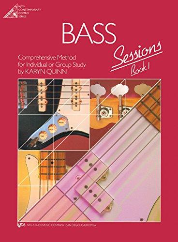151B - Bass Sessions - Book 1 - Book Only: Karyn Quinn