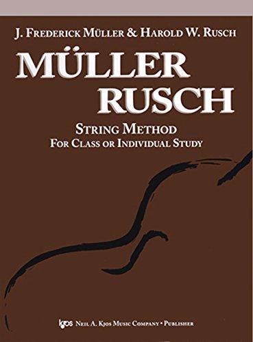 9780849730092: 52CO - Muller Rusch String Method - Cello - Book 2