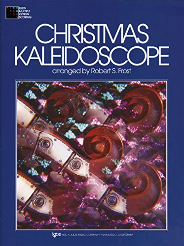 Christmas Kaleidoscope Cello 76CO: Robert S. Frost