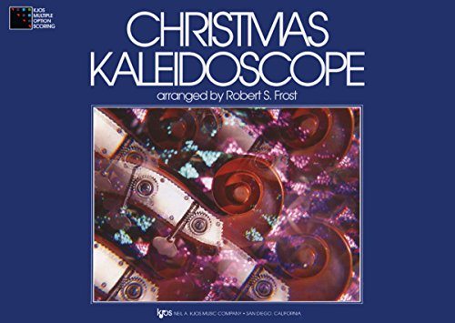 9780849732157: Christmas Kaleidoscope - Score