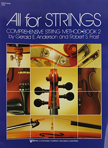 9780849732386: All for Strings Book 2 (Double Bass)