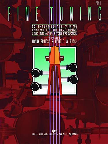 9780849732577: 86VN - Fine Tuning Violin