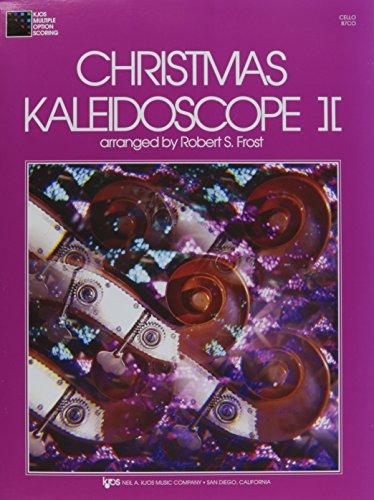 9780849732997: 87CO - Christmas Kaleidoscope II - Cello