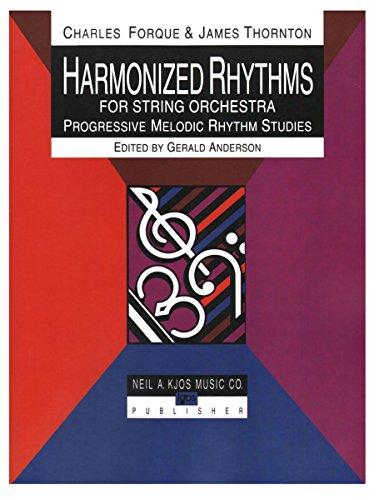9780849733512: 94VN - Harmonized Rhythms for String Orchestra - Violin