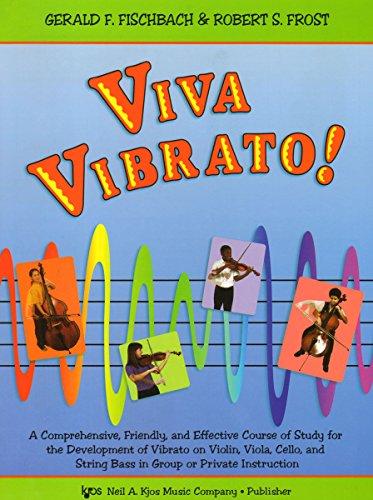 9780849733710: Viva Vibrato!: For Violin