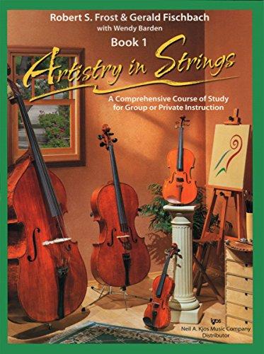9780849733932: 100VA - Artistry in Strings Bk. 1 - Viola