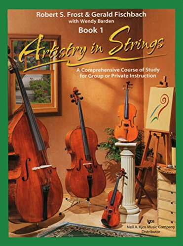 9780849733970: 100F - Artistry in Strings - Book 1 - Teacher's Complete Score & Manual