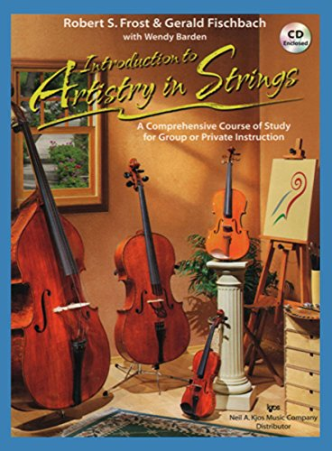 Introduction to Artistry in Strings - Double: Robert S. Frost