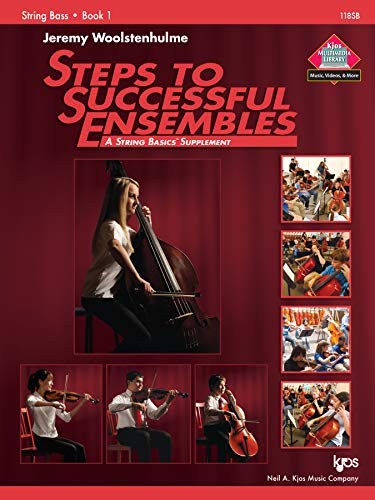 9780849734984: Steps To Sucessful Ensembles - Sring Bass - Book 1