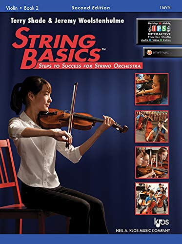 9780849735059: 116VN - String Basics Book 2 - Violin