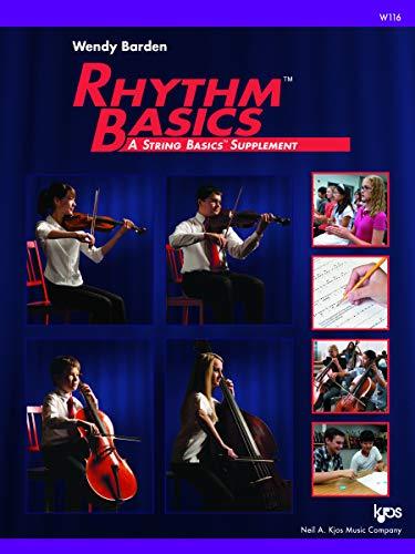 9780849735127: W116 - Rhythm Basics - A String Basics Supplement