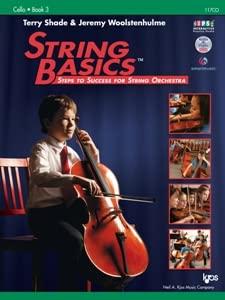 9780849735165: 117CO - String Basics Book 3 - Cello