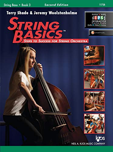 9780849735172: 117SB - String Basics Book 3 - String Bass