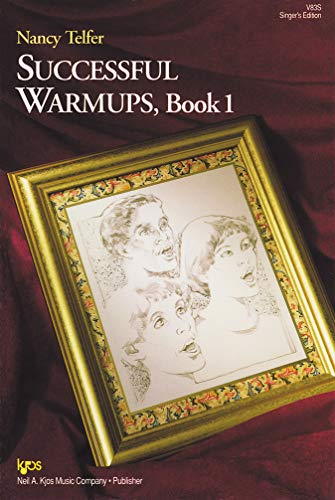 9780849741746: V83S - Successful Warmups Book 1 Singers Edition