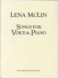9780849741975: Songs for Voice And Piano