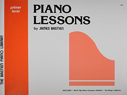 WP1 - Bastien Piano Library Piano Lessons: James Bastien