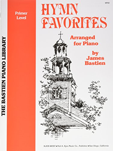WP43 - Hymn Favorites - Primer Level: James Bastien