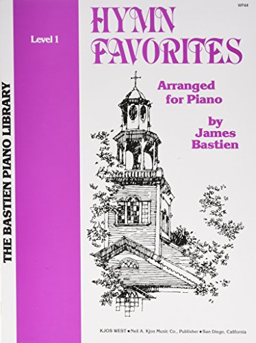 WP44 - Hymn Favorites - Level 1: James Bastien