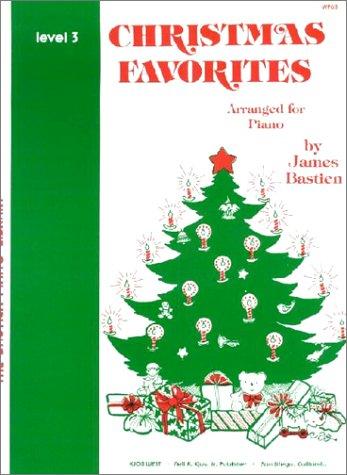9780849751257: WP68 - Christmas Favorites Level 3