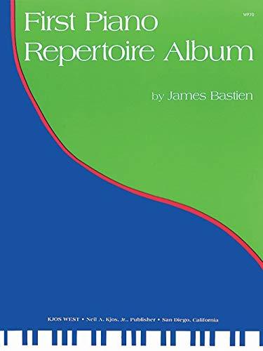 9780849751325: WP70 - First Piano Repertoire Album