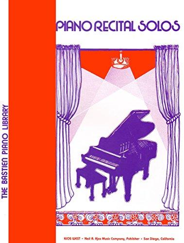 9780849751349: WP78 - Piano Recital Solos - Level 4 - Bastien
